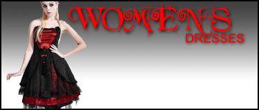 Womens gothic dresses