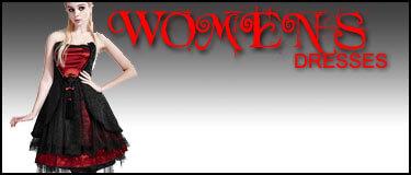 Womens gothic dresses