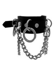13CH Leather Wristband