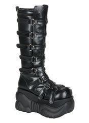 BOXER-200 Black Boots