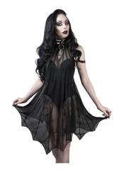Medeina Bat Wing Dress