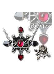 Lucrezias Poison Locket Necklace