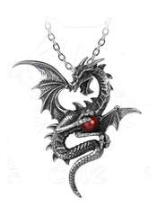 Aethera Draconem Pendant Necklace