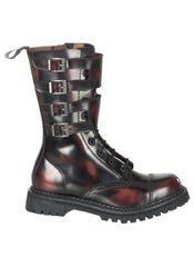 ATTACK-10 Burgundy Boots - Clearance
