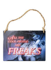 All the cool people are FREAKS