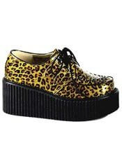 CREEPER-208 Gold Platform Creepers