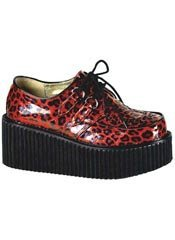 CREEPER-208 Red