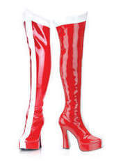 ELECTRA-2090 Red White Boots