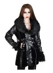 Krystina Faux-Fur Coat