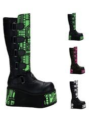 TECHNO-850UV Interchangeable Cyber Boots