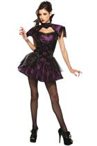 Velvet Vamp Costume