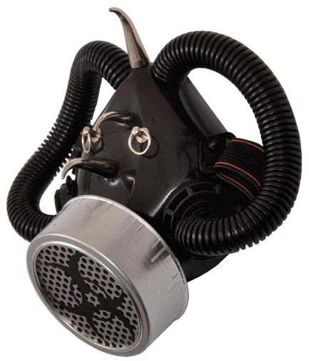 12 Bells Cyber Goth Respirator