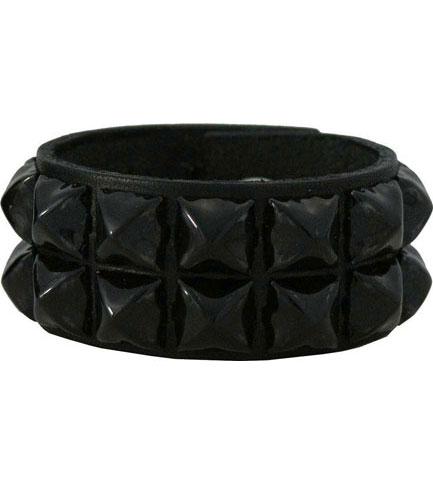 7B Leather Wristband