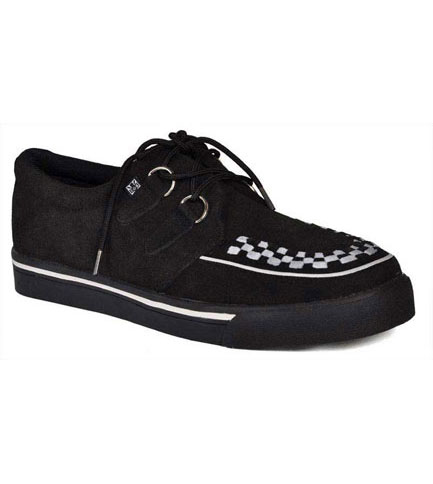 T.U.K. A6293 - Black Creeper Sneakers