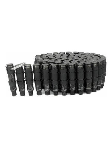 .223 Bullet Belt No Tips, all black