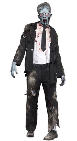 Graveyard Zombie Kit Costume