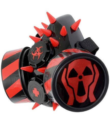 Hazardous Scream Respirator