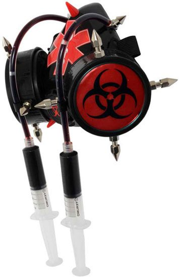 Lethal Injection Respirator