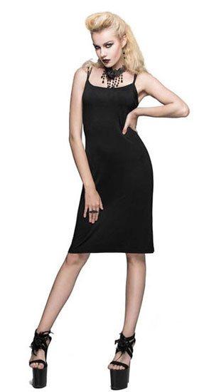 Cassandra Little Black Dress