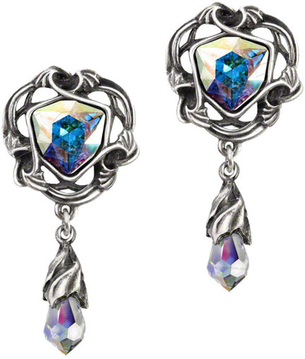 Empyrian Eye: Tears From Heaven Earrings