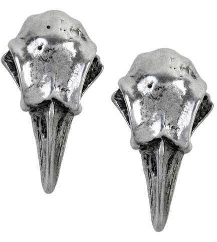Rabeschadel Stud Earrings