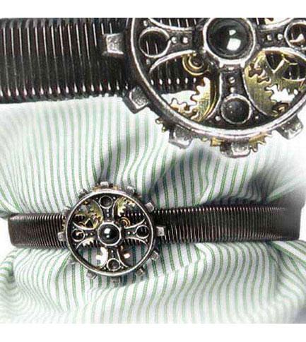 Foundrymans Ring Cross Arm Cuff/Bracelet