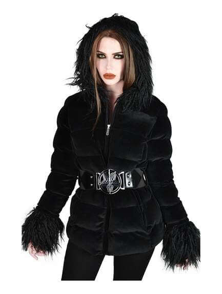 Gates of Hell Women's Coat