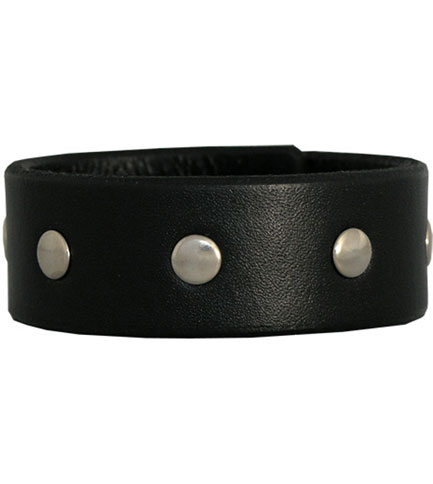 Classic Rivet Band Wristband