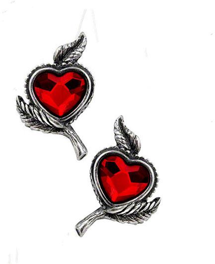 Love's Blossom Earring Studs
