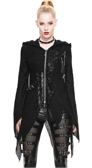 Malika Gothic Hoodie