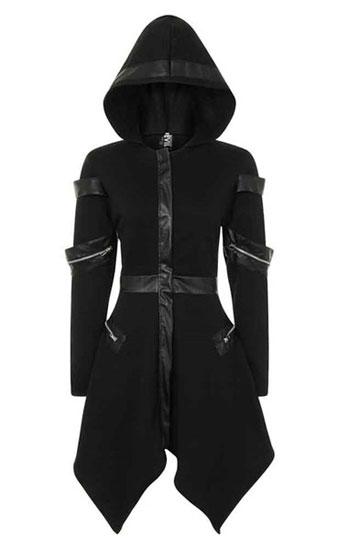 Moirai Coat