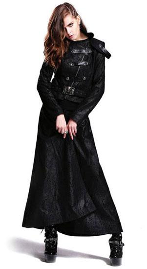Ophelia Convertable Gothic Coat