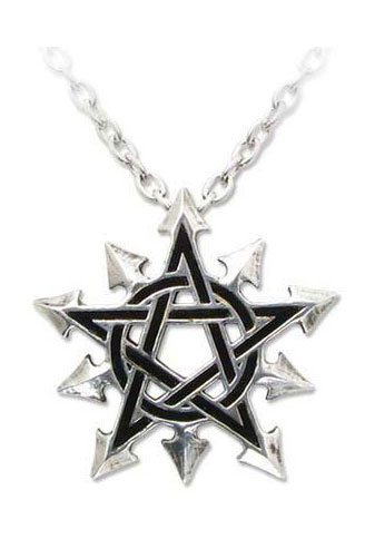 Chaosagram Necklace Pendant