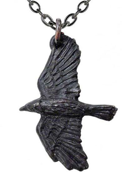 Ravenine Pendant
