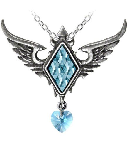 Frozen Heart Pendant