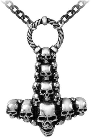 Skullhammer Pendant
