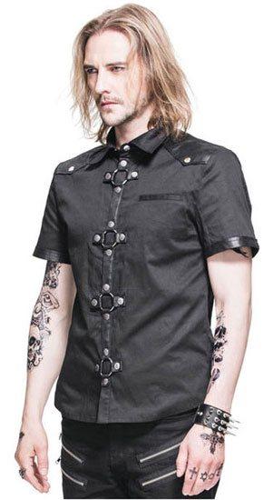 Phoenix Mens Gothic Shirt