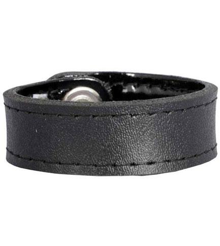 Patent Veggie Leather Wristband