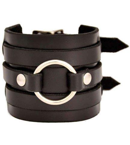 3 Row O Ring Wristband