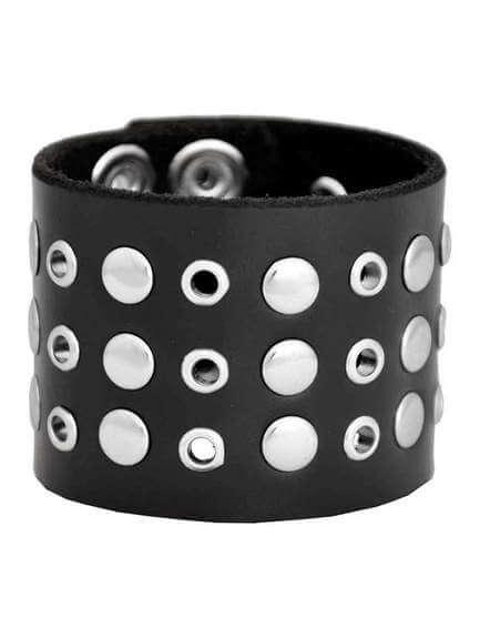 Grommet Rivet Wristband