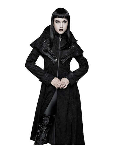 Rosemary Long Coat