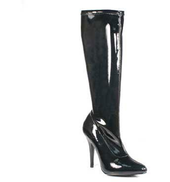 SEDUCE-2000 Black Patent Shoes