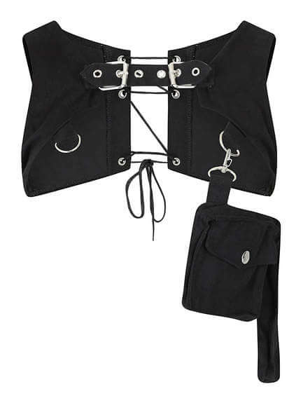 Shala Holster Harness with Pocket
