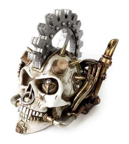 Steamhead Skull