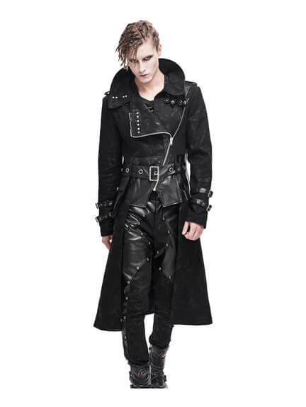 Tiberius Trench Coat