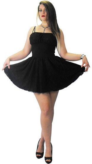 Aasith Lace Mini-Dress