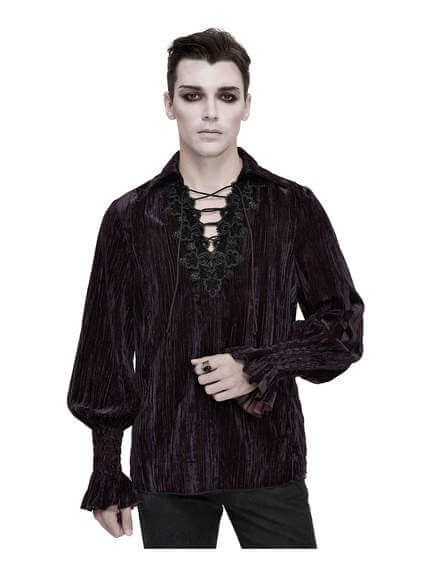 Adonis Gothic Shirt