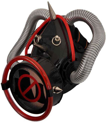 Anti Nuke Respirator