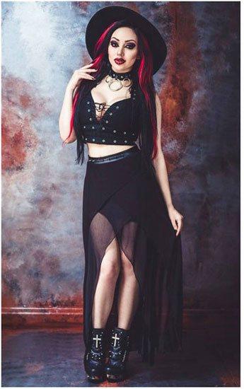 Aphrodite Women's Gothic Skirt