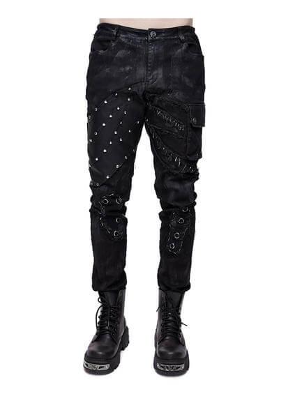 Battleground Men's Gothic Trousers